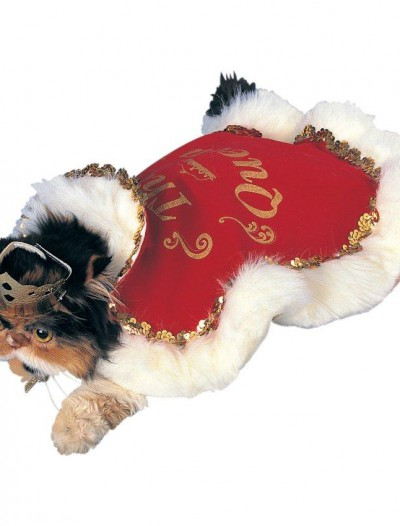 Queen Pet Costume