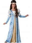 Renaissance Maiden Child Costume