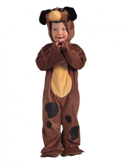 Li'l Fuzzy Puppy Toddler Costume