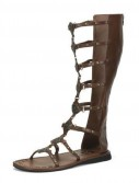 Roman (Brown) Adult Sandals