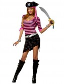 Pinky Pirate Adult Costume