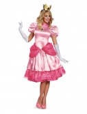 Super Mario Brothers - Deluxe Princess Peach Costume