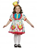 Clown Girl Child Costume
