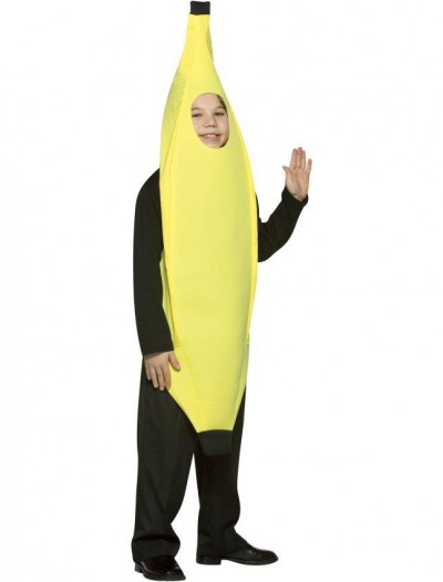 Banana Toddler / Child Costume
