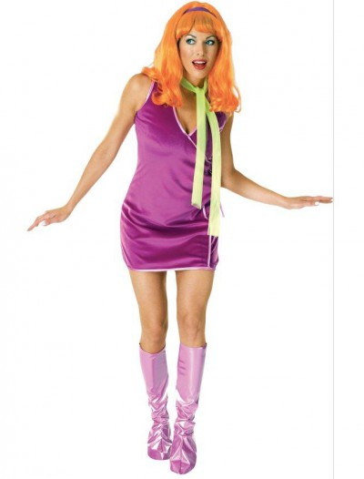 Scooby-Doo Daphne Adult Costume