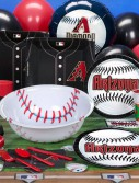 Arizona Diamondbacks Baseball Deluxe Party Kit