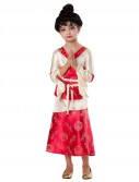 Kimono Princess Child Costume