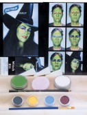 Witch Make-Up Kit