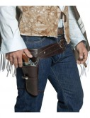 Authentic Western Gunman Belt Holster Adult