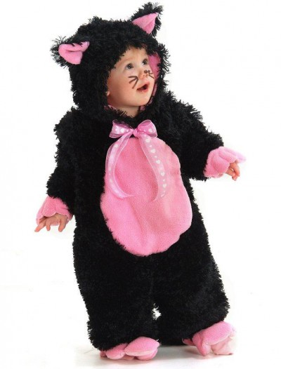 Black Kitty Infant / Toddler Costume