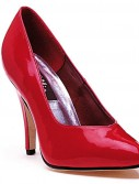Red Pump Adult Shoes