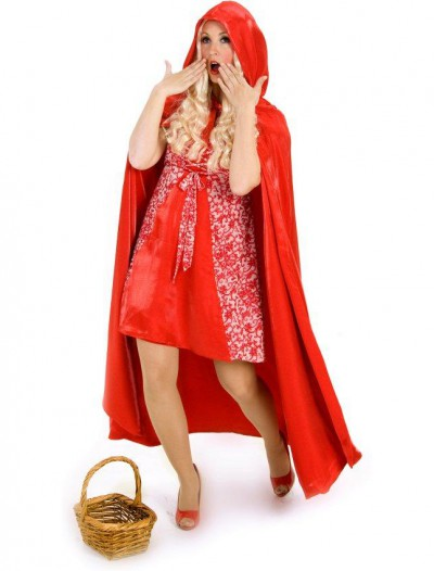 Princess Red Riding Hood Cape (Adult)