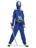 Blue Ninja Avengers Series II Child Costume