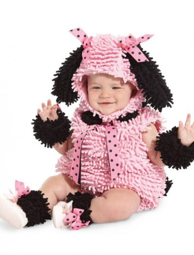 Pink Poodle Infant / Toddler Costume
