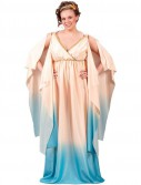 Atlantis Goddess Adult Plus Costume