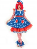 Raggedy Ann Deluxe Adult Plus Costume