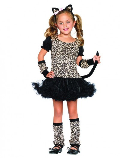 Little Leopard Child Costume