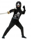 Black Ninja Avengers Series II Toddler Costume