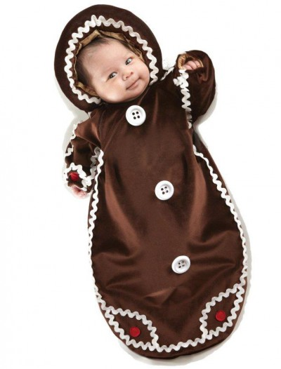 Gingerbread Bunting Infant Costume