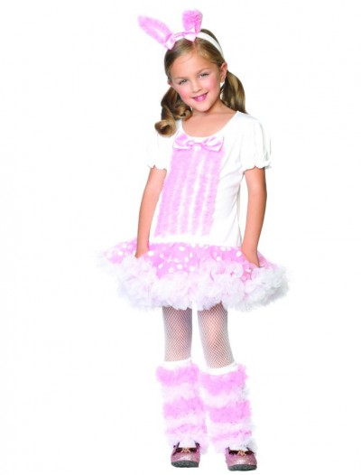 Fluffy Bunny Toddler / Child Costume
