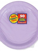 Lavender Big Party Pack - Dessert Plates (50 count)