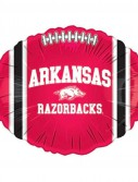 Arkansas Razorbacks - 18 Foil Football Balloon