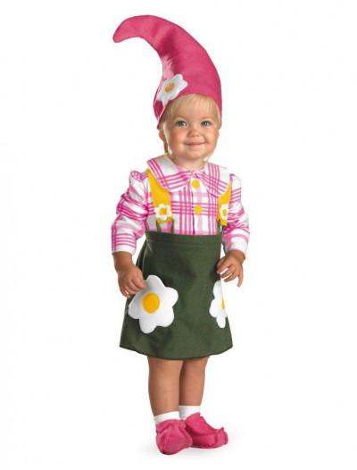 Flower Garden Gnome Infant / Toddler Costume