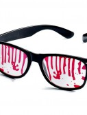 Bloody Zombie Adult Glasses