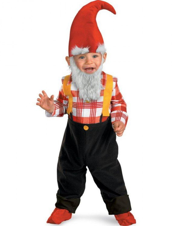 Garden Gnome Infant / Toddler Costume