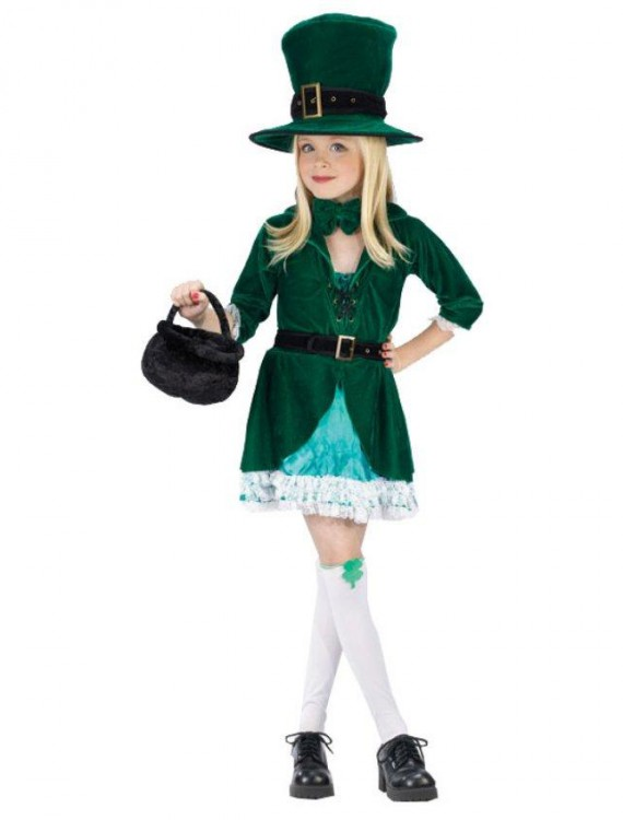 Lucky Leprechaun Child Costume