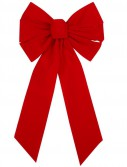 27 Large Red Christmas Bow