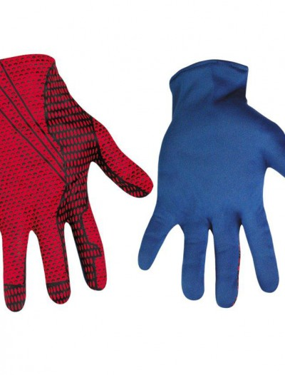 The Amazing Spider-Man Gloves (Adult)
