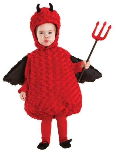 Lil' Devil Toddler Costume