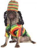 Rasta Dog Costume