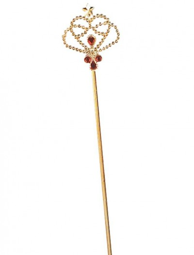 Red and Gold Princess Wand