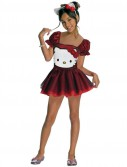 Hello Kitty Sequin Dress Child Costume