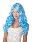 Sweet Tart (Blue) Adult Wig