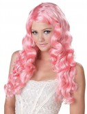 Sweet Tart (Pink) Adult Wig