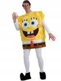 SpongeBob Squarepants Deluxe SpongeBob Adult Costume