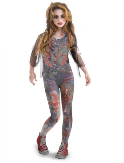 Zombie Dawn Child Costume