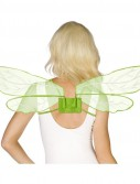 Adjustable Green Dragonfly Wings