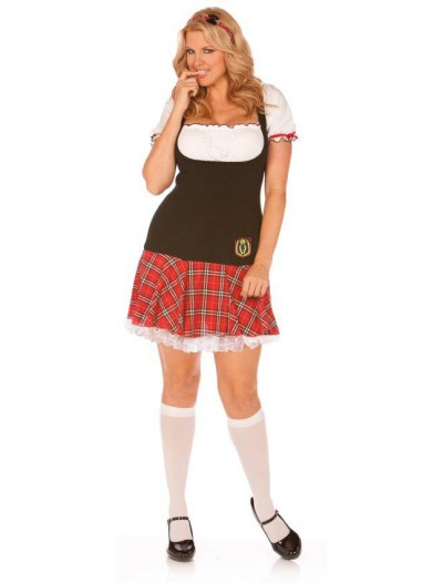 Frisky Freshman Adult Plus Costume