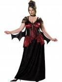 Vampira Adult Plus Costume