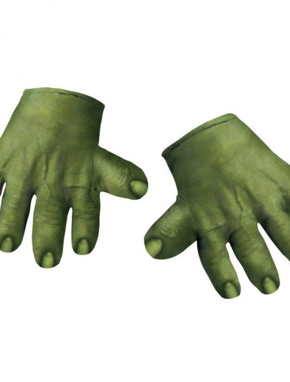 The Avengers Hulk Hands (Adult)