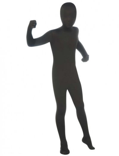 Black Skin Suit Child Costume