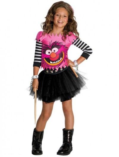 The Muppets Girl Animal Child Costume