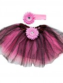 Cheetah Tutu with Headband
