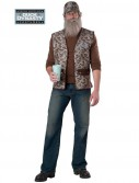 Duck Dynasty - Uncle Si Adult Costume