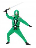 Green Ninja Avengers Series II Toddler Costume