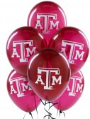 Texas A M Aggies - Latex Balloons (10 count)
